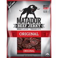 Matador Beef Jerky from Blain's Farm and Fleet