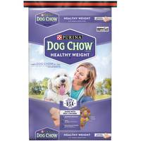 Purina 32 lb Dog Chow Healthy Weight Dog Food from Blain's Farm and Fleet