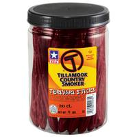 Tillamook Country Smoker Teriyaki Beef Sticks from Blain's Farm and Fleet