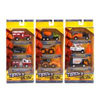 Tonka City Defenders Truck 3-Pack Assortment from Blain's Farm and Fleet