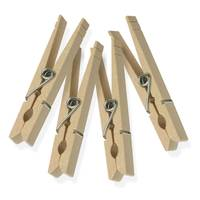 Honey Can Do Wooden Clothespins from Blain's Farm and Fleet