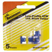 Cooper Bussmann Low Profile Mini Fuse from Blain's Farm and Fleet