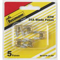 Cooper Bussmann Fast Acting Mini-Fuse from Blain's Farm and Fleet