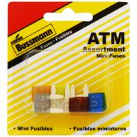 Cooper Bussmann Assorted Mini Fuses from Blain's Farm and Fleet