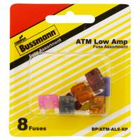Cooper Bussmann ATM Low Fuse Amp Assortment from Blain's Farm and Fleet