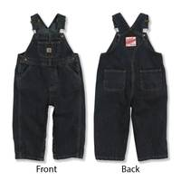 Carhartt Toddler Boys' Denim Bib Overalls from Blain's Farm and Fleet