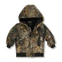Carhartt Baby Boys' Active Duck Jacket from Blain's Farm and Fleet