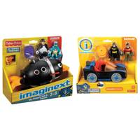 Fisher-Price Imaginext DC Super Friends Vehicle Pack Assortment from Blain's Farm and Fleet