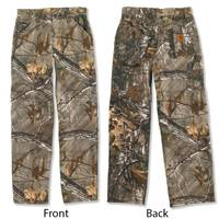 Carhartt Boys' Realtree Camouflage Work Dungarees from Blain's Farm and Fleet