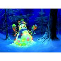 LPG Greetings Let it Glow Deluxe Glitter Cards from Blain's Farm and Fleet