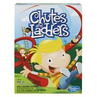 Hasbro Chutes & Ladders Game from Blain's Farm and Fleet
