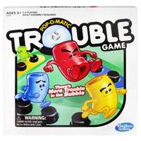 Hasbro Pop-O-Matic Trouble Game from Blain's Farm and Fleet