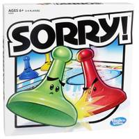 Hasbro Sorry! Game from Blain's Farm and Fleet