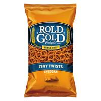 Rold Gold Cheddar Cheese Tiny Twists from Blain's Farm and Fleet
