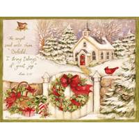 Lang Gifts of Christmas Boxed Christmas Cards from Blain's Farm and Fleet