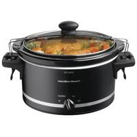 Hamilton Beach Stay Or Go Slow Cooker from Blain's Farm and Fleet
