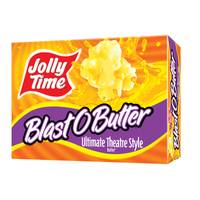 Jolly Time Blast O Butter Popcorn from Blain's Farm and Fleet