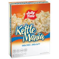Jolly Time KettleMania Kettlecorn from Blain's Farm and Fleet