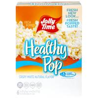 Jolly Time Healthy Pop Crispy White Popcorn from Blain's Farm and Fleet