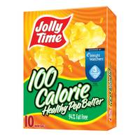 Jolly Time 100 Calorie Healthy Pop Butter Mini Microwave Popcorn from Blain's Farm and Fleet