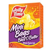 Jolly Time Blast O Butter Mini Microwave Popcorn from Blain's Farm and Fleet