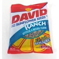 David Ranch Sunflower Seeds from Blain's Farm and Fleet