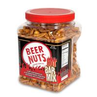 Beer Nuts Hot Bar Mix from Blain's Farm and Fleet