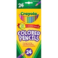 Crayola Colored Pencils - 24 Count from Blain's Farm and Fleet