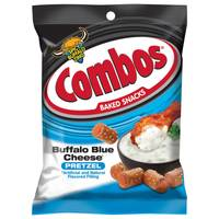 Combos Buffalo Blue Cheese Pretzel Snacks from Blain's Farm and Fleet