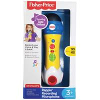 Fisher-Price Rappin' Recording Microphone from Blain's Farm and Fleet