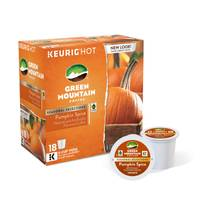 Green Mountain Coffee Pumpkin Spice Coffee K - Cups from Blain's Farm and Fleet