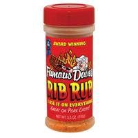 Famous Dave's Dry Rib Rub Seasoning from Blain's Farm and Fleet