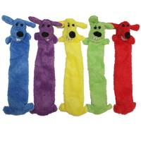 Multipet International Loofa Lightweight Dog Toy Assortment from Blain's Farm and Fleet