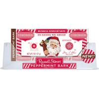 Russell Stover Santa Money Peppermint Bark Bar from Blain's Farm and Fleet