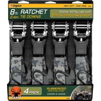 Cargoloc Camo Web Ratchets from Blain's Farm and Fleet
