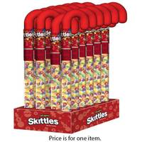 Skittles Candy Filled Candy Cane from Blain's Farm and Fleet