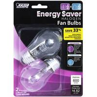 FEIT Electric Energy Saving 40 Watts Halogen A15, 2 Pack from Blain's Farm and Fleet