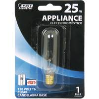 FEIT Electric 25 Watt Incandescent T6 Appliance Light Bulb from Blain's Farm and Fleet