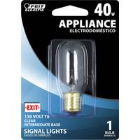 FEIT Electric 40 Watt Incandescent T8 Appliance Light Bulb from Blain's Farm and Fleet