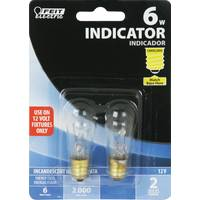 FEIT Electric 6 Watts Incandescent S6 from Blain's Farm and Fleet
