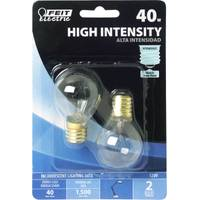 FEIT Electric 40 Watt Incandescent S11 High Intensity Light Bulb from Blain's Farm and Fleet