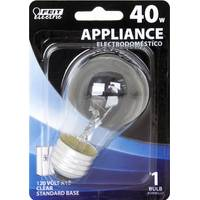FEIT Electric 40 Watt Incandescent A15 Appliance Clear Light Bulb from Blain's Farm and Fleet