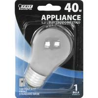 FEIT Electric 40 Watt Incandescent A15 Appliance Frost Light Bulb from Blain's Farm and Fleet