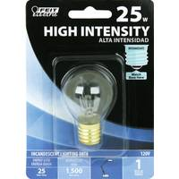 FEIT Electric 25 Watt Incandescent S11 High Intensity Light Bulb from Blain's Farm and Fleet