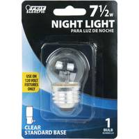 FEIT Electric 7.5 Watt Incandescent S11 Clear Night Light Bulb from Blain's Farm and Fleet