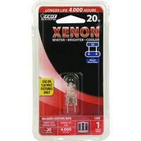FEIT Electric Xenon 20 Watt Halogen JCD from Blain's Farm and Fleet