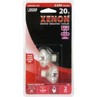 FEIT Electric Xenon 20 Watts Halogen MR11 Light Bulb from Blain's Farm and Fleet