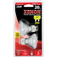 FEIT Electric 20 Watt Xenon Halogen MR16 Light Bulb from Blain's Farm and Fleet