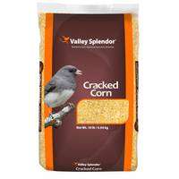 Valley Splendor Cracked Corn Bird Seed from Blain's Farm and Fleet