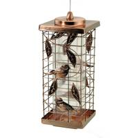 Woodlink 2 Port Caged Bird Feeder from Blain's Farm and Fleet